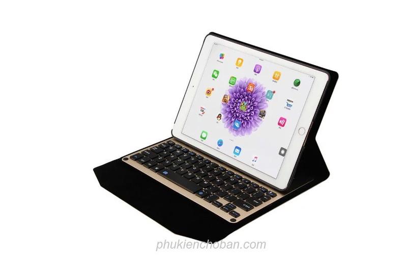 Bàn phím bluetooth bao da dành cho iPad Pro 9.7 7