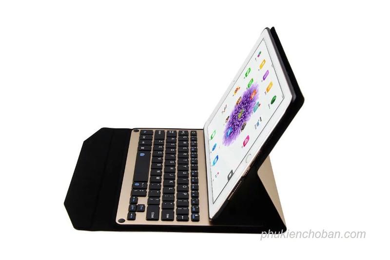 Bàn phím bluetooth bao da dành cho iPad Pro 9.7 5