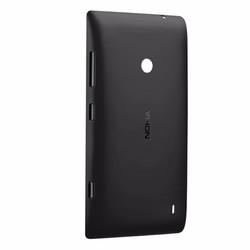 Vỏ nắp lưng đậy pin Nokia Lumia 520 Đen