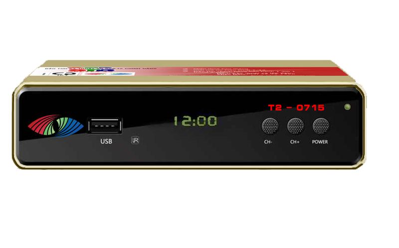 Đầu thu truyền hình mặt đất T20715 1