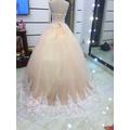 áo cưới cúp cam dâu chân ren cao đuôi