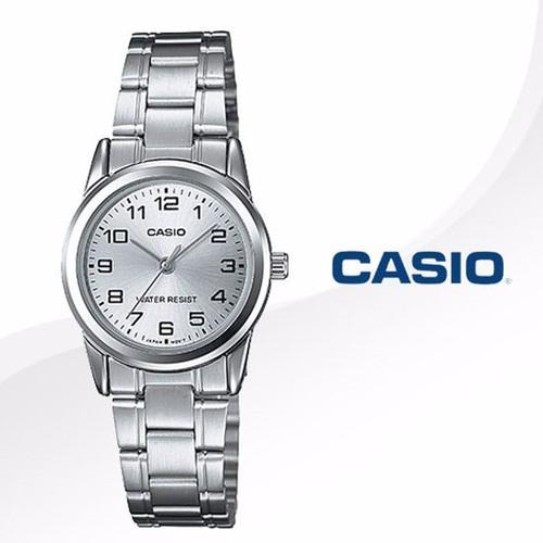 Đồng hồ nữ Casio chính hãng chống nước V001D - 3963116 , 3416394 , 15_3416394 , 682000 , Dong-ho-nu-Casio-chinh-hang-chong-nuoc-V001D-15_3416394 , sendo.vn , Đồng hồ nữ Casio chính hãng chống nước V001D