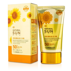 Kem chống nắng Natural Sun Eco Power Long Lasting Sun Cream 50+ PA+++