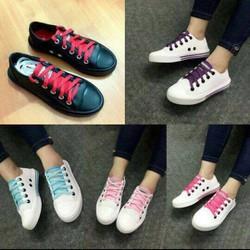 Giày thể thao nữ dễ thương nhiều màu sắc
