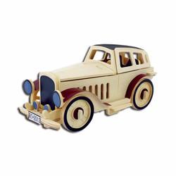 3D Puzzle Wooden xếp hình xe cổ 3D HPM5352