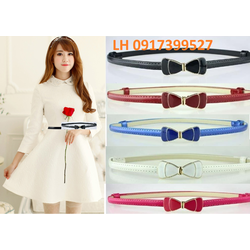 dây nịt Thắt Lưng Hàn Quốc Đầm ôm Đầm Xòe Đầm Maxi K79TL01