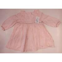 Áo đầm hồng bé gái - Hàng xách tay từ Úc