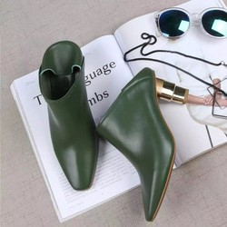 Giày bốt nữ quý phái sang trọng hợp thời trang - NEW 2016