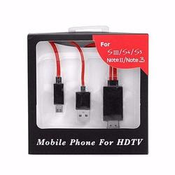 Cáp kết nối HDMI vào HDTV cho điện thoại