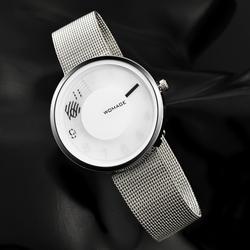 Đồng hồ sáng tạo dây thép HA31