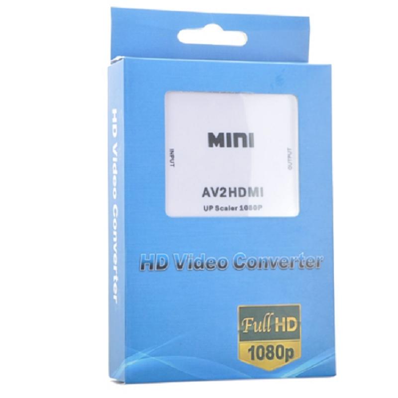 Bộ chuyển đổi AV sang HDMI Full HD 1080p AV2HDMI 2