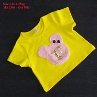 Áo thun xuất Hàn cho bé