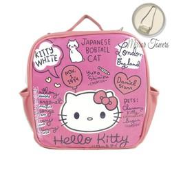 balo kitty - cặp balo học sinh cute cực chất đi học đẹp