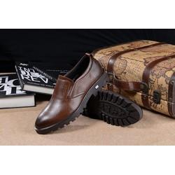 Giày tây mang phong cách thời trang nam - NEW 2016