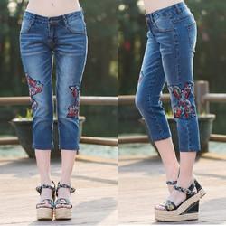 Quần Jeans lững thời trang - QL007