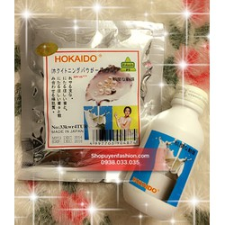 Set Bộ kem tắm trắng sữa non ngọc trai Hokaido-MP703