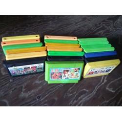 Băng game nhựa 7 IN 1 7 game Nấm MARIO
