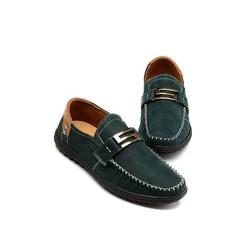 Giày lười phong cách thời trang mới lạ