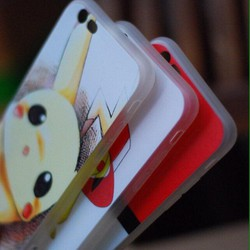 Ốp Lưng Pokemon Go iPhone 5 6 Plus cực hot