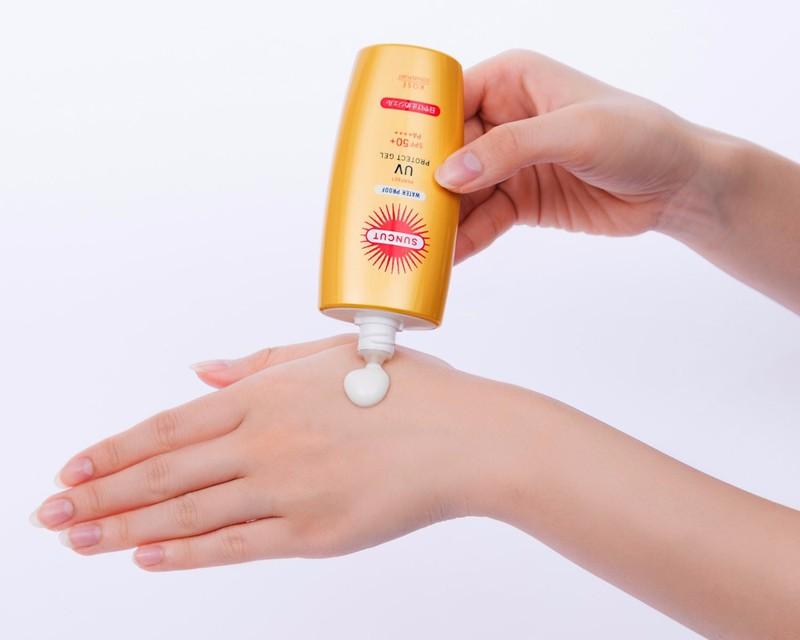 GEL CHỐNG NẮNG KOSE SUNCUT UV Protect Gel SPF50+ PA 2