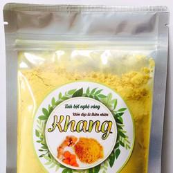 Tinh bột nghệ vàng Khang - 500 gram