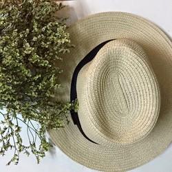 Mũ nón cói vành Panama thời trang
