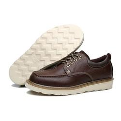 Giày tây đa dạng kiểu cách màu sắc hải hòa