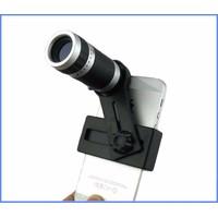 Lens ống kính 360 độ xoay + chân máy cho điện thoại di động