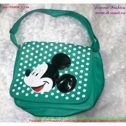 Túi đeo đi học đi chơi Mickey đáng iu dễ thương TDHDC3