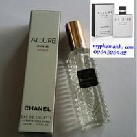 Nước hoa chiết sách tay chính hãng pháp Chanel Allure Homme Sport