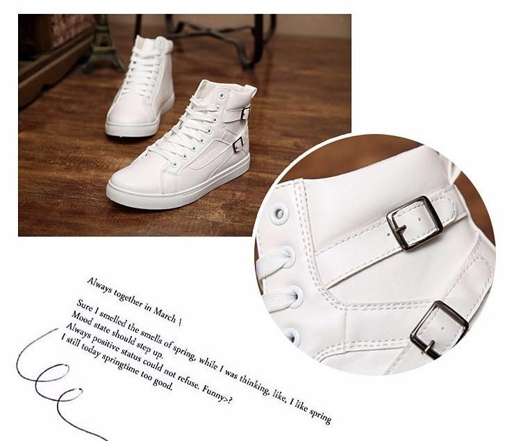Giày nam phong cách Hàn Quốc - GN68 3
