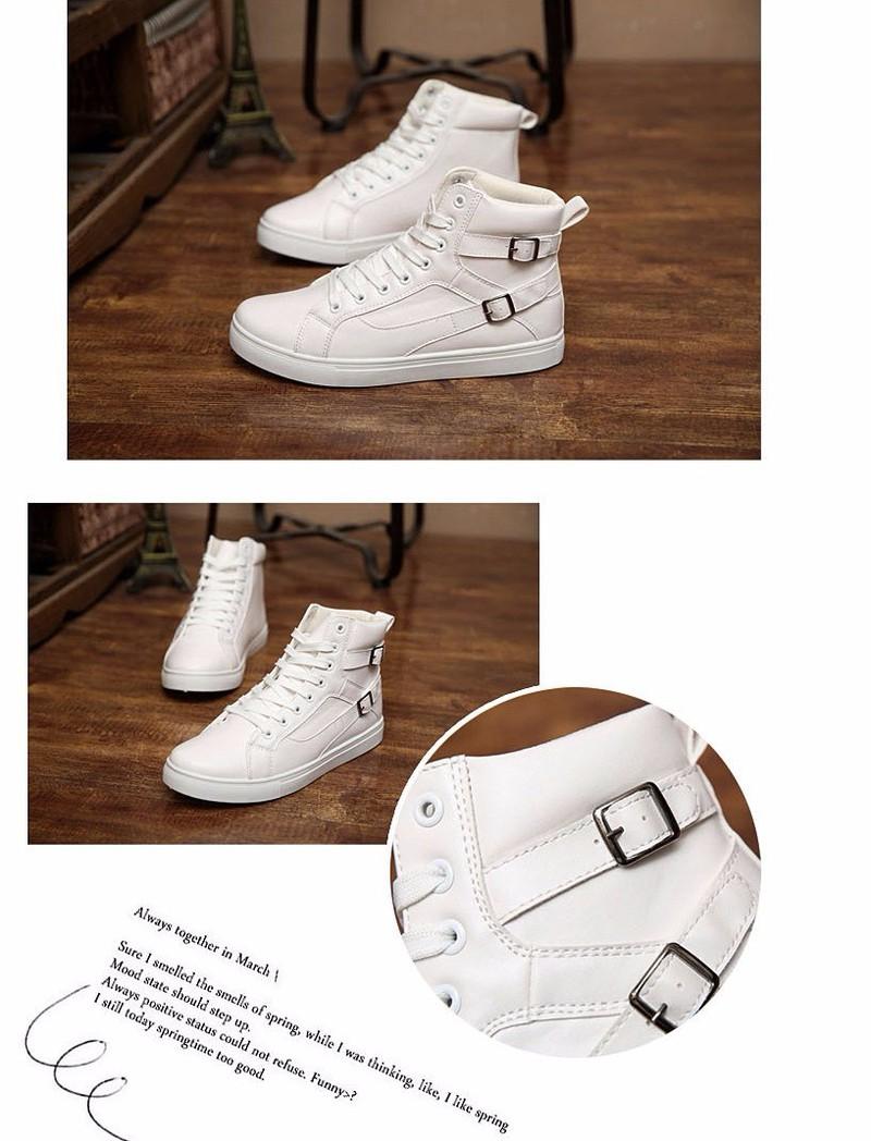 Giày nam phong cách Hàn Quốc - GN68 6