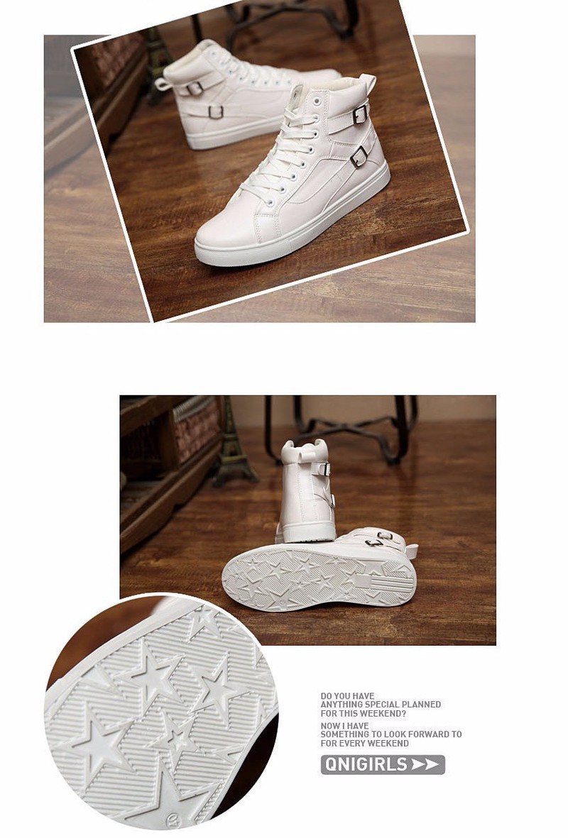 Giày nam phong cách Hàn Quốc - GN68 5