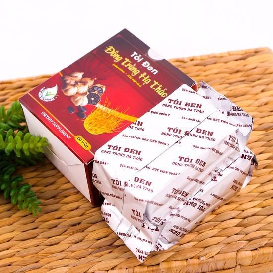 Mua 4 tặng 1 hộp tỏi đen đông trùng hạ thảo 3