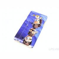 Bao da Samsung Galaxy A5 hình Minions - Mẩu 3