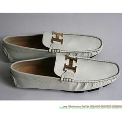 Giày da nam công sở chữ H phong cách lịch lãm sang trọng GDNHK52