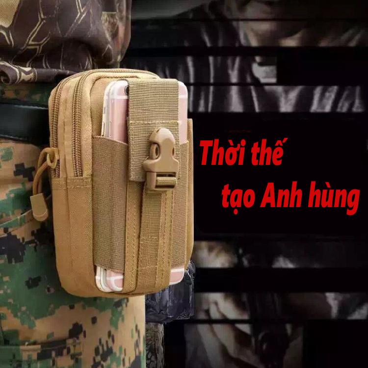 Túi đeo hông, thắt lưng đựng điện thoại thời trang và tiện dụng 2