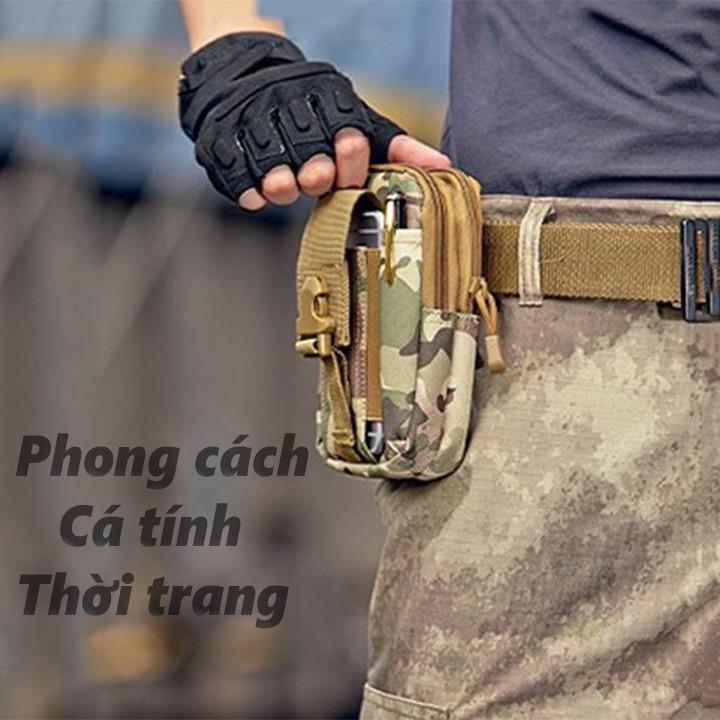 Túi đeo hông, thắt lưng đựng điện thoại thời trang và tiện dụng 1