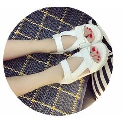 Giày Sandal quai dán phong cách Hàn Quốc - S031T