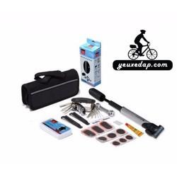 Bộ tool xe đạp mini có bơm - YXD-4121