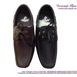 Giày da nam công sở cột dây phong cách sành điệu GDNHK106