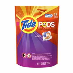 Viên giặt Tide PODS - Spring Meadow - bịch 38 viên