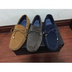 Giày lười kiểu dáng mới phong cách đẹp mới 2016