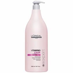 Dầu gội Loreal Vitamino Color Shampoo giữ màu tóc nhuộm 1,5L
