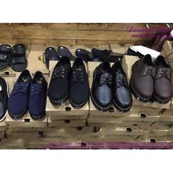 Giày da nam Doctor cổ thấp phong cách sành điệu GDOC5