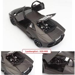 Mô hình xe ô tô Lamborghini