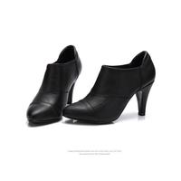 Boots nữ cổ ngắn sang trọng
