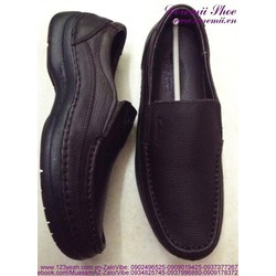 Giày da thật công sở phong cách lịch lãm sang trọng GDNHK95