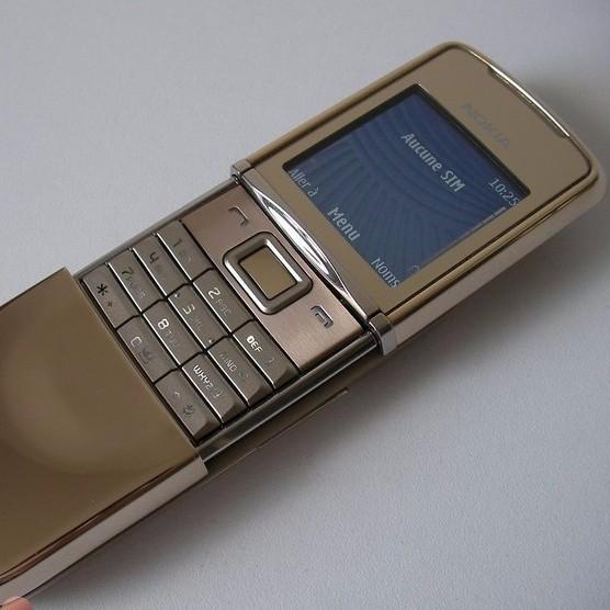 Nokia 8800 5
