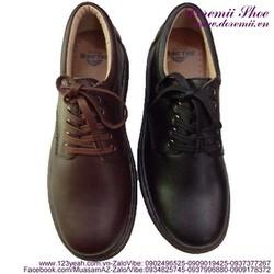 Giày da nam Doctor mẫu mới phong cách sang trọng GDNHK103